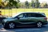 2018 Honda Odyssey coming soon