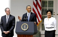 Obama rounds out economic team