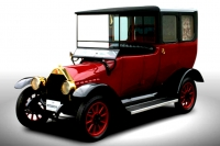 Rebuilding the 1917 Mitsubishi Model A