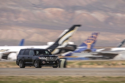 World's fastest SUV by Toyota achives 230.02 MPH