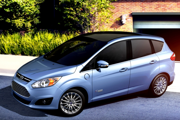 Ford C-Max Hybrid and Energi: Prius alternate?
