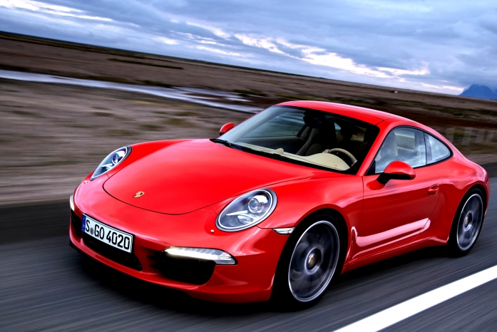 Porsche owners are the happiest, JD Power reports